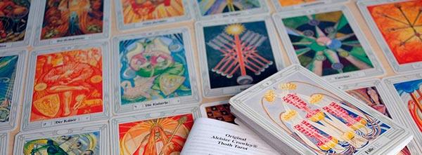 cartas do Tarot Terapêutico