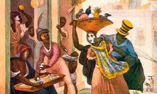 entrudo - antigo carnaval do brasil