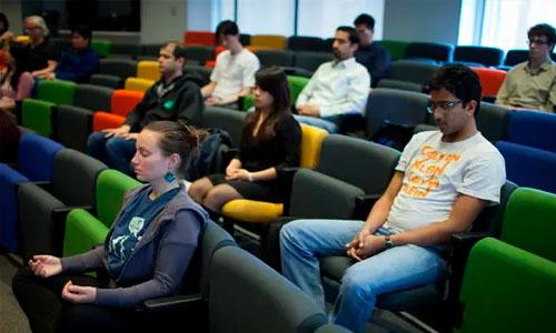 meditação no ambiente de trabalho: google - mindfulness
