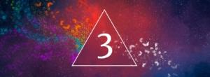 numerologia de março - número 3