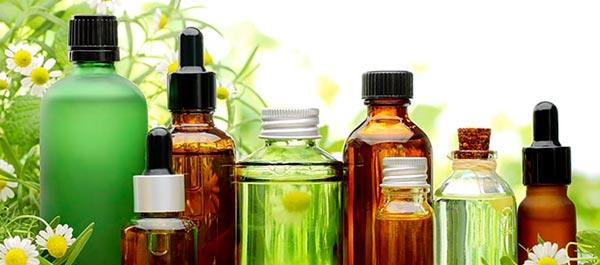 frascos e videos para terapia holística naturoterapia
