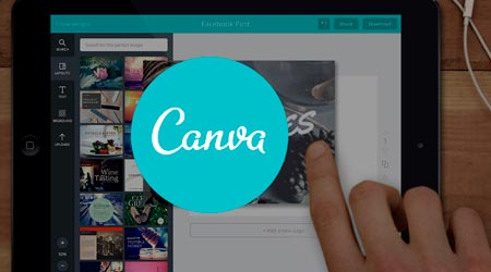 software para terapeutas canva
