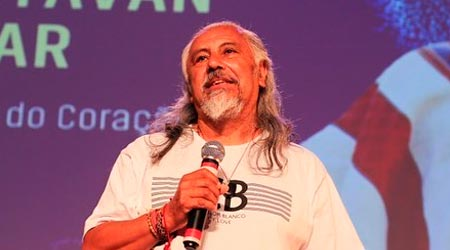 palestra suryavan solar no congresso holístico condor blanco 2019