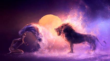 astrologia: sol em leão