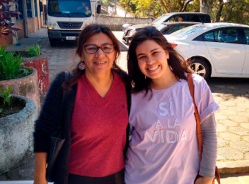 Cura Solidária 2019 - Diretora Catia