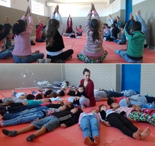 Cura Solidária 2019 - Instrutora Sissa