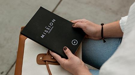 Manual sobre missão: Propósito de vida Profissional