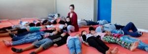 Cura Solidária 2019 na Escola