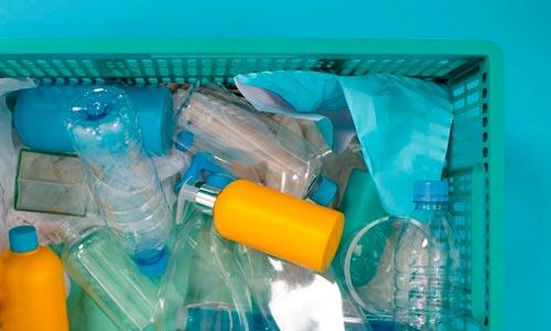 Reciclagem correta de plásticos