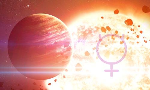 Mercúrio retrógrado - mapa astral