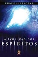 capa do livro: a Evolução dos espíritos