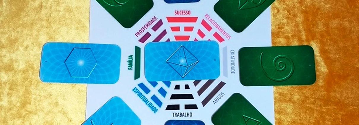 bagua psionico - tarot psiônico de ação pulsada - mandala