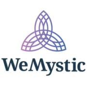 logo we mystic - parceiro do Guia da Alma