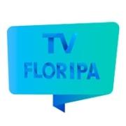 logo tv floripa - parceiro do Guia da Alma