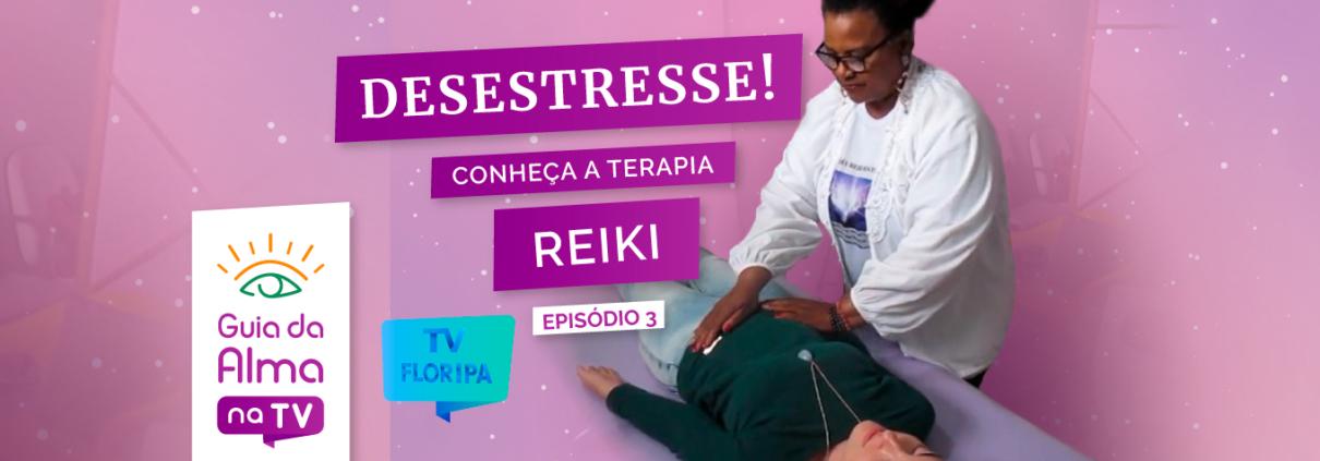 desestresse! como diminuir o estresse com reiki