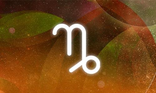 símbolo do signo de capricórnio