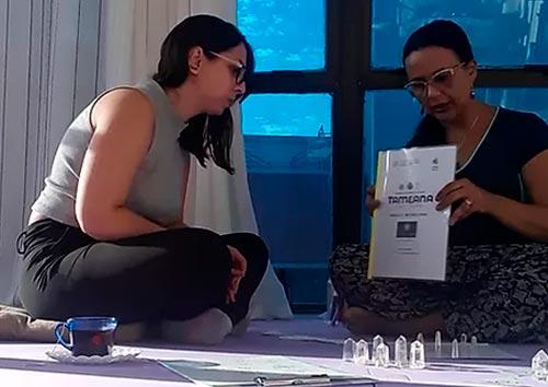 curso de terapia tameana em florianópolis