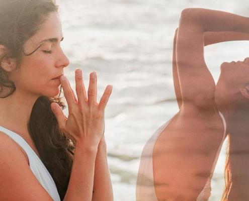 Equilíbrio corpo e mente - Asana e Pranayamas
