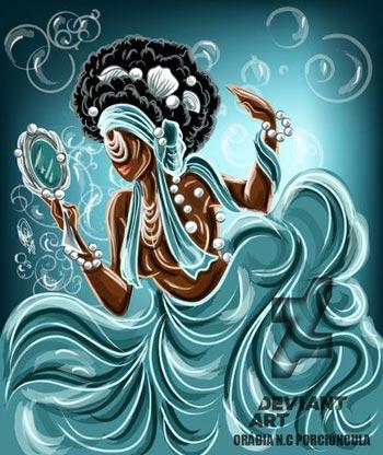 Yabá Iemanjá: rainha do mar!