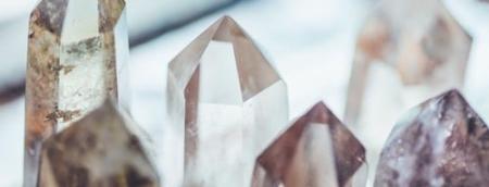 cristais para limpeza de ambientes com energia tameana