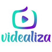 logo de Videaliza - parceiro do Guia da Alma