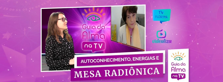 Mesa Radiônica com Régia Prado