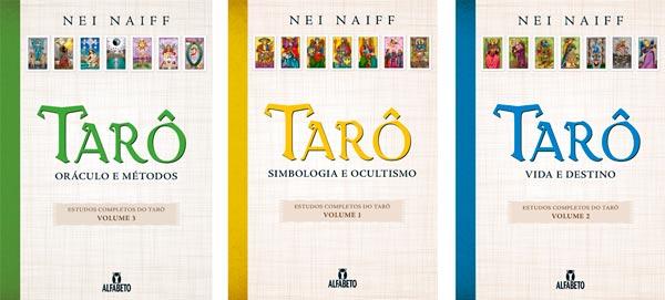 livros de tarot: estudos completos