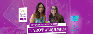 Tarot Alquímico - Guia da Alma na tV