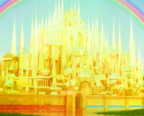 cidade da nova era dourada