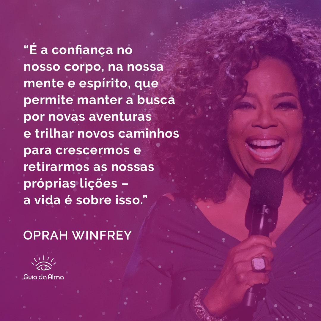 sagrado feminino - frases -Oprah Winfrey