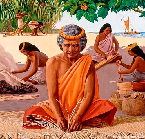 povo kahuna - origem Hooponopono