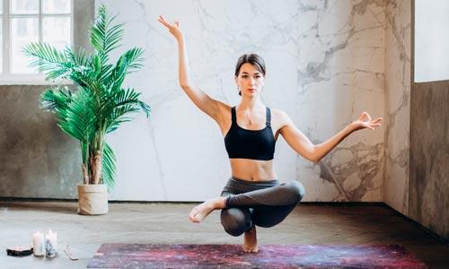 Prathyahara - Yoga - Equilíbrio