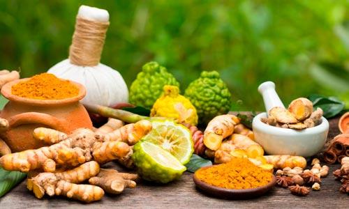 ayurveda: terapia para estresse: tratamento natural com alimentos e óleos