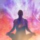 Mulher em Meditação para Equilíbrio Energético