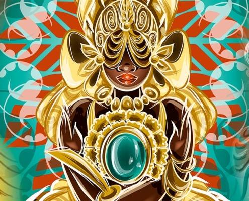 3 tipos de Oxum: deusa do Amor