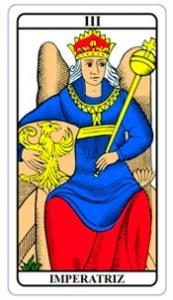 tarot hoje - carta do dia: imperatriz