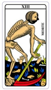 tarot hoje - carta do dia: morte