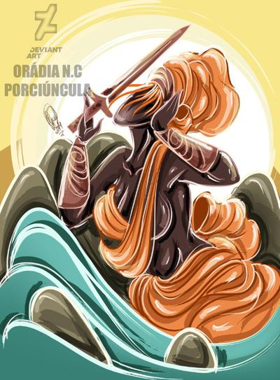 Orixá Obá: deusa guerreira das águas
