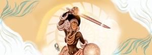 orixá Obá: a deusa guerreira do feminino
