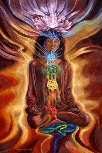 kundalini e chakras - em conexão com o eu divino