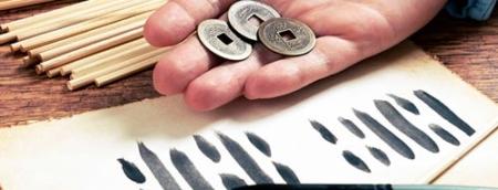 oráculo i ching com moedas