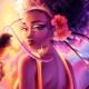 você em primeiro lugar - ilustração de Yseulta - mulher com amor próprio