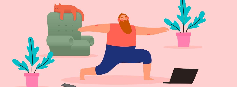Guia da Alma no Gympass Wellness: Yoga, Meditação, Reiki e Thetahealing