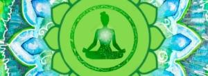 como ativar a glândula Timo - ilustração da meditação ativação anahata chakra