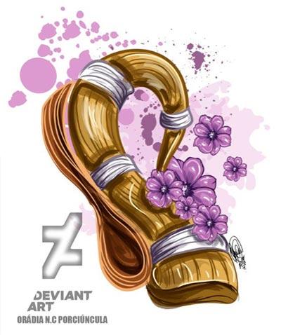 símbolo de nanã bureque: ibiri