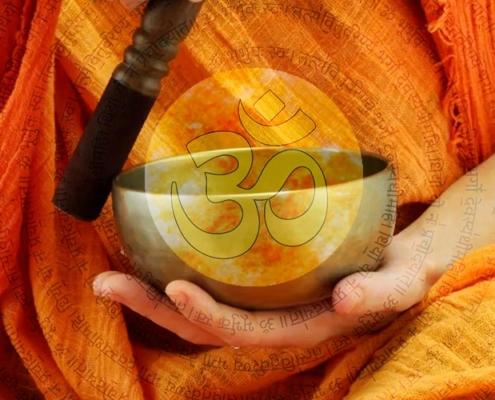 O que são Mantras - OM Tigela Tibetana