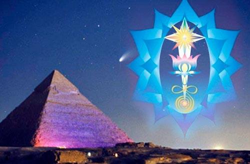 Seichim Sekhem Reiki para iniciantes - reiki egípcio