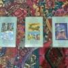 Leitura de três cartas