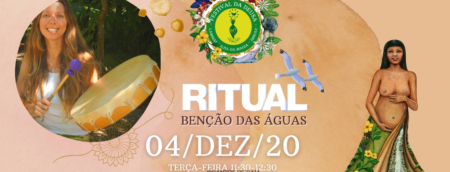 festival da deusa - ritual das aguas