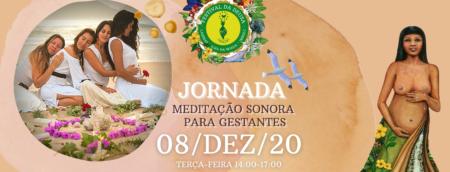festival da deusa - meditação sonora para gestantes